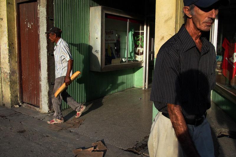 per le vie di Trinidad