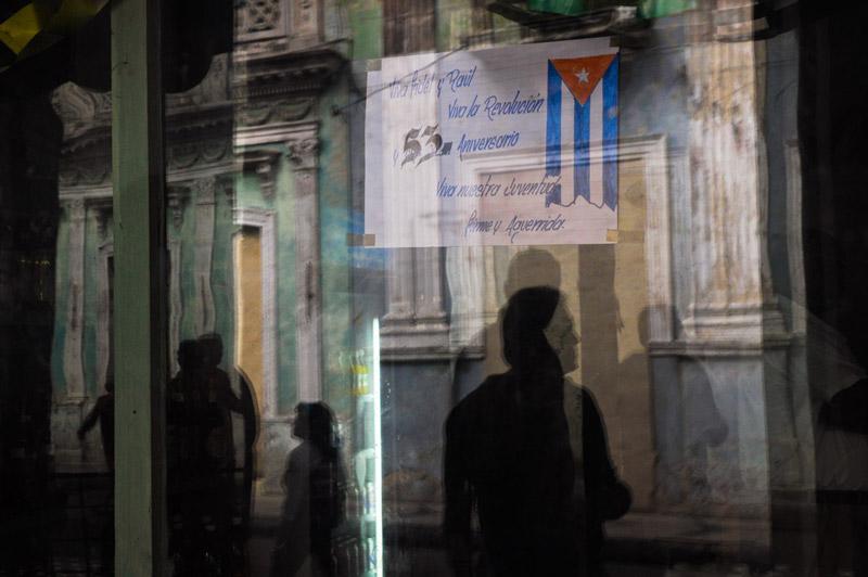 per le vie de L'Avana