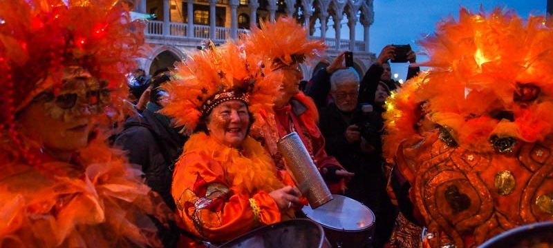 carnevale di Venezia workshop