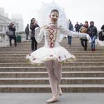 carnevale di Venezia ballerina