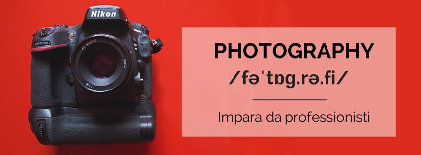 corso avanzato fotografia Bologna