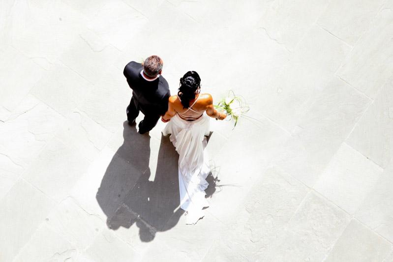 gli sposi a Bologna