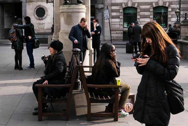 viaggio fotografico a Londra