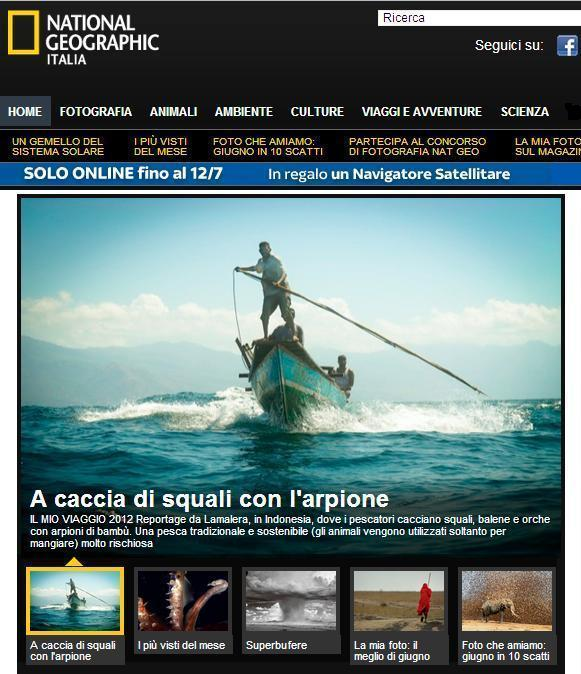 reportage national geographic