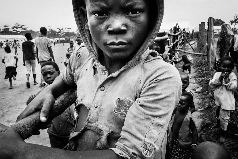 vita quotidiana al bubukwanga refugee camp Uganda