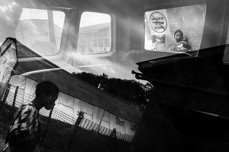reportage sulla vita dei rifugiati congolesi in Uganda