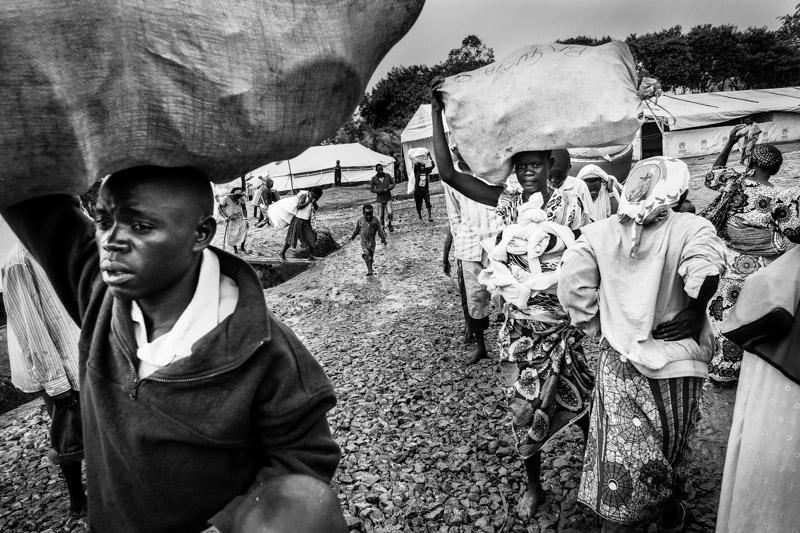 rifugiati congolesi in Uganda