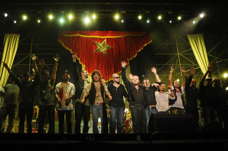 gran concierto zucchero Cuba