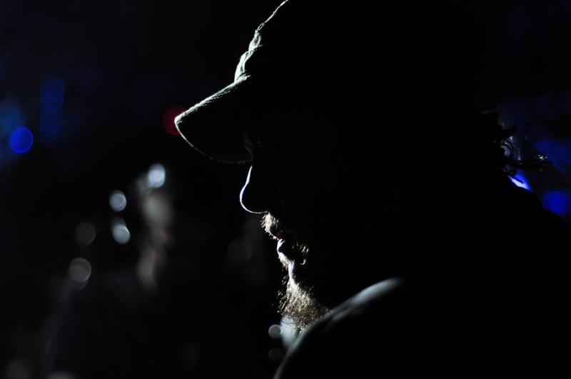Zucchero come Fidel Castro