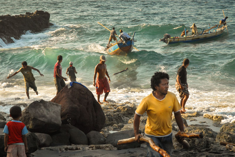 I pescatori di Lamalera