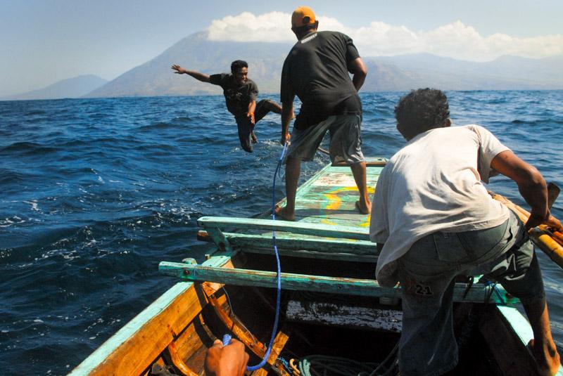 pescatori a Lamalera