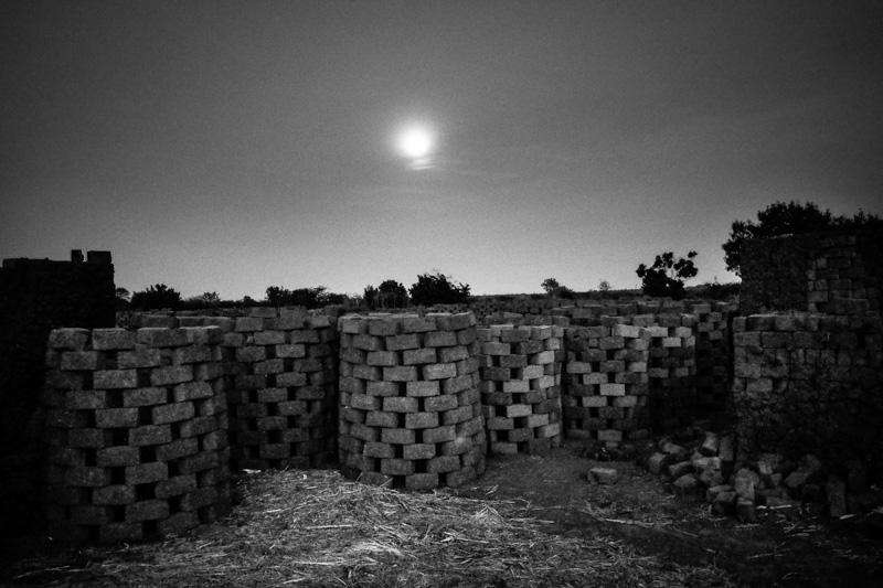 forni per i mattoni - foto Fulvio Bugani