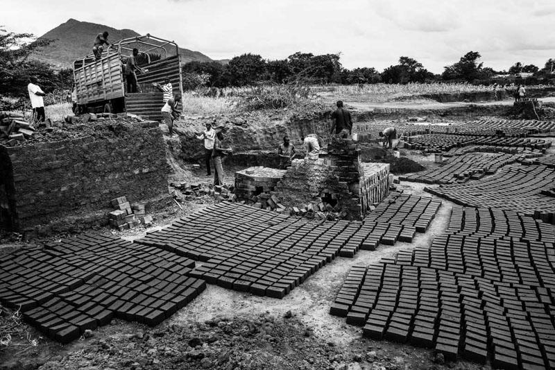 fabbrica di mattoni - foto Fulvio Bugani