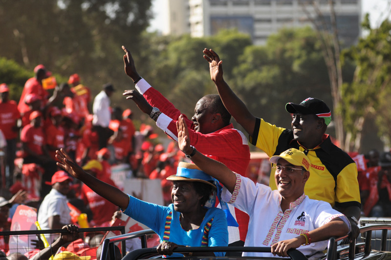 Keniatta elezioni Kenya 2013