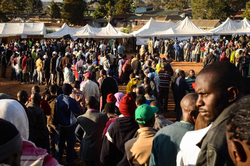 seggi elezioni Kenya 2013