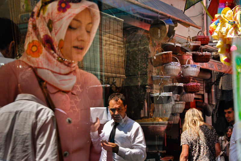mercati di Istanbul - foto di Daniela Damonte