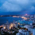 vista aerea de L'Avana