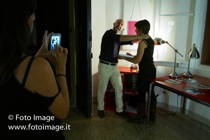serata inaugurazione studio foto image bologna