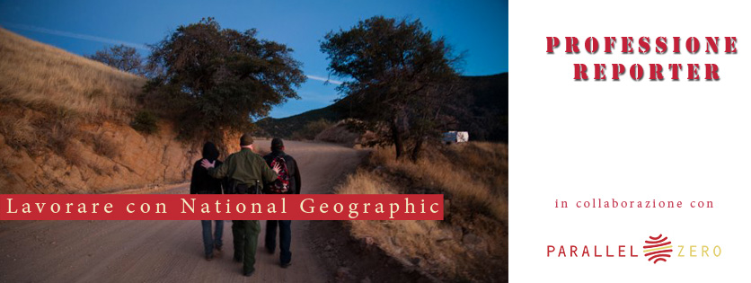 workshop fotografico reportage per national geographic