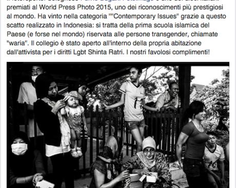 Movimento Identita transessuale