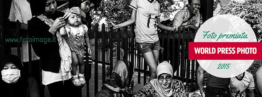 foto Fulvio Bugani vincitore del World Press Photo 2015