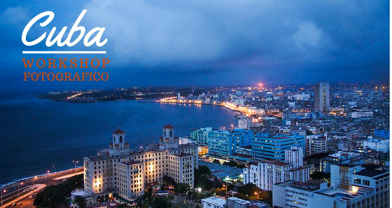 workshop fotografico a Cuba programma