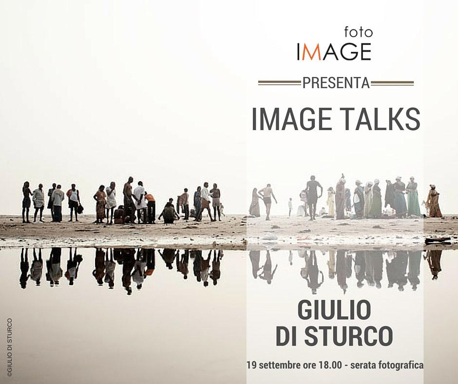 seminario di fotografia con Giulio di Sturco