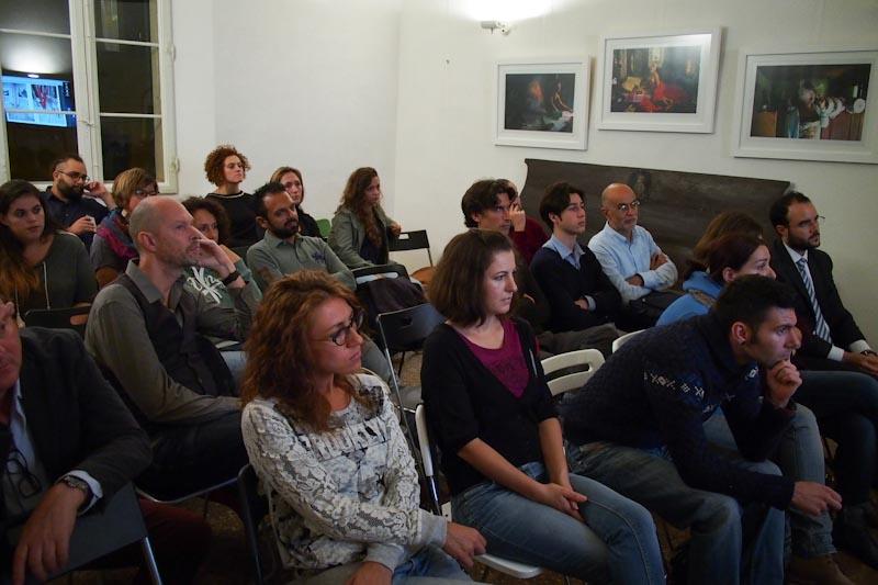 serata fotografica a Bologna Foto Image