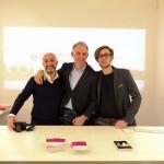 Bugani, Stefanelli e Benni serata Foto Image