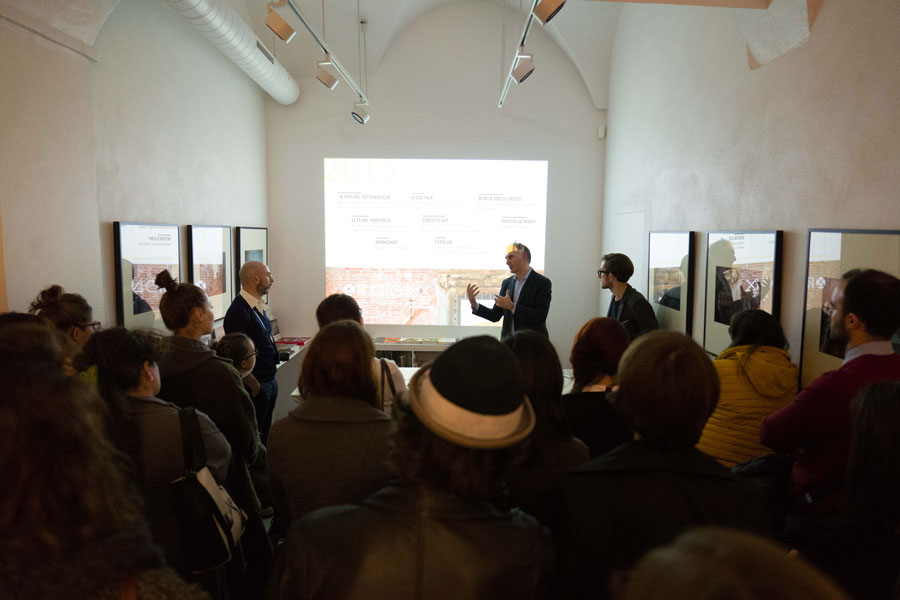 Serata Image talks su Photolux Festival