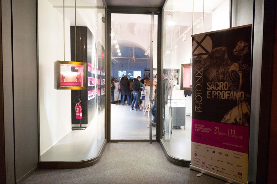 Leica Store per Photolux Festival