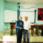 Bugani & Del Valle seminario Cuba
