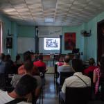 Bugani seminario Istituto Internazionale Giornalisti Cuba