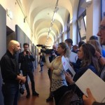 Bugani Inaugurazione mostra world press photo Roma