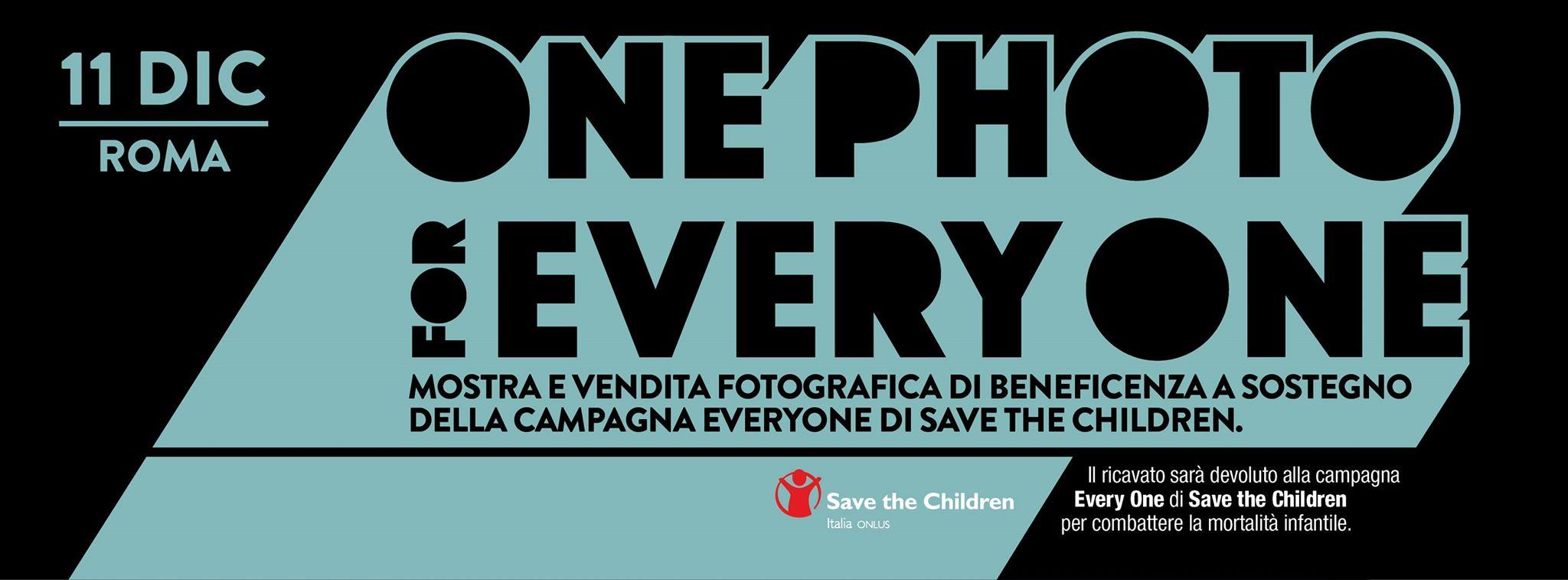 mostra fotografica e beneficenza