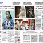 reportage Borella su quotidiano nazionale