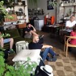 workshop new york con Pagetti