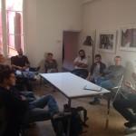workshop professione reporter Ramazzotti