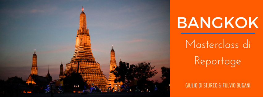 workshop di fotografia di reportage a Bangkok