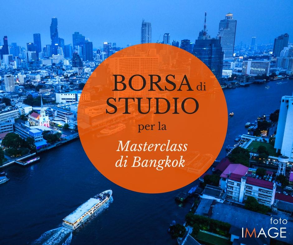 borsa di studio per Masterclass reportage