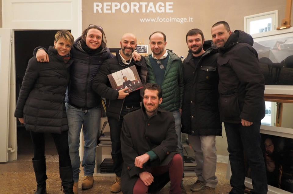 staff foto Image con Paolo Verzone