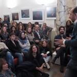 serata fotografica con Paolo Verzone a Bologna