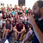 image talk con Giulio Di Sturco a Bologna