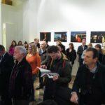 inaugurazione mostra Fulvio Bugani Spazio Ducrot