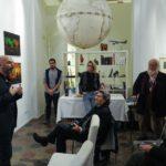mostra Fulvio Bugani Spazio Ducrot