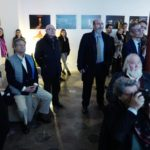 partecipanti mostra Fulvio Bugani Spazio Ducrot