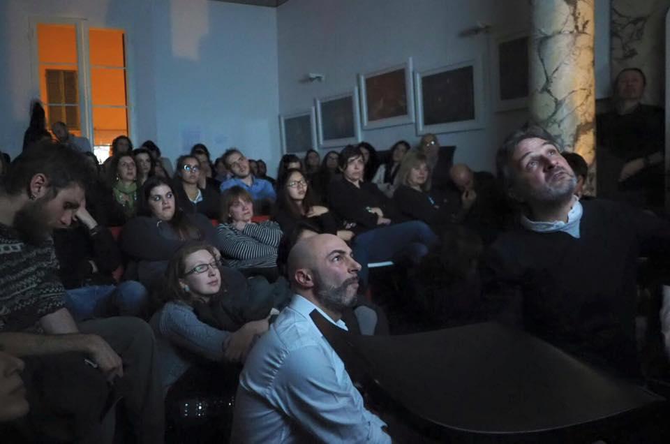 serata fotografica a Bologna con Fausto Podavini
