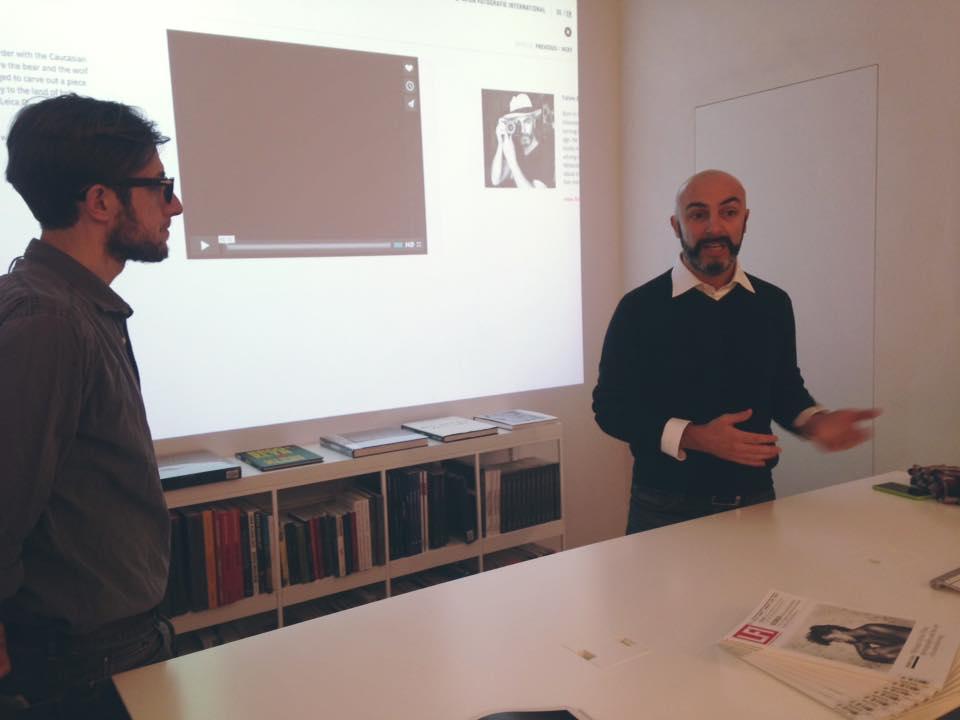 Fulvio Bugani presentazione reportage
