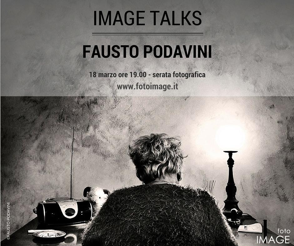 serata fotografica con Fausto Podavini