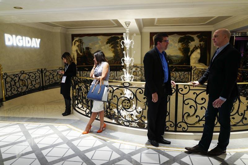 Digiday Bologna Carlton Hotel